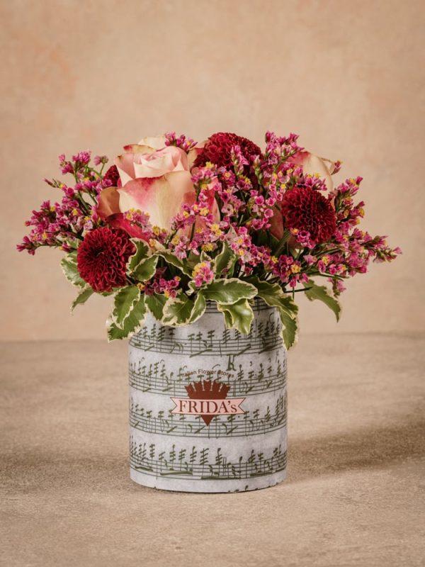 Sushi Autunno, bouquet di fiori freschi online con consegna a domicilio in tutta Italia