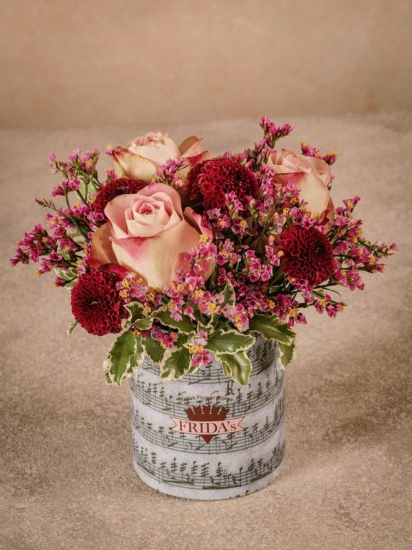 Sushi Autunno, bouquet di fiori freschi stagionali con consegna a domicilio in tutta Italia