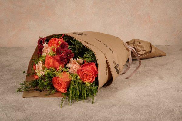 Bouquet di Fiori Arancio, bouquet di fiori arancio Frida's
