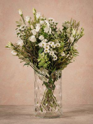 Bouquet Fiori Bianchi, fiori freschi bianchi Frida's