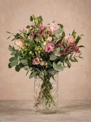 Bouquet Fiori Rosa, fiori freschi Frida's consegna a domicilio in tutta Italia