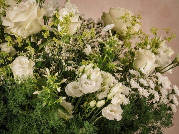 Bouquet Luxury Bianco, nuova collezione Luxury Frida's