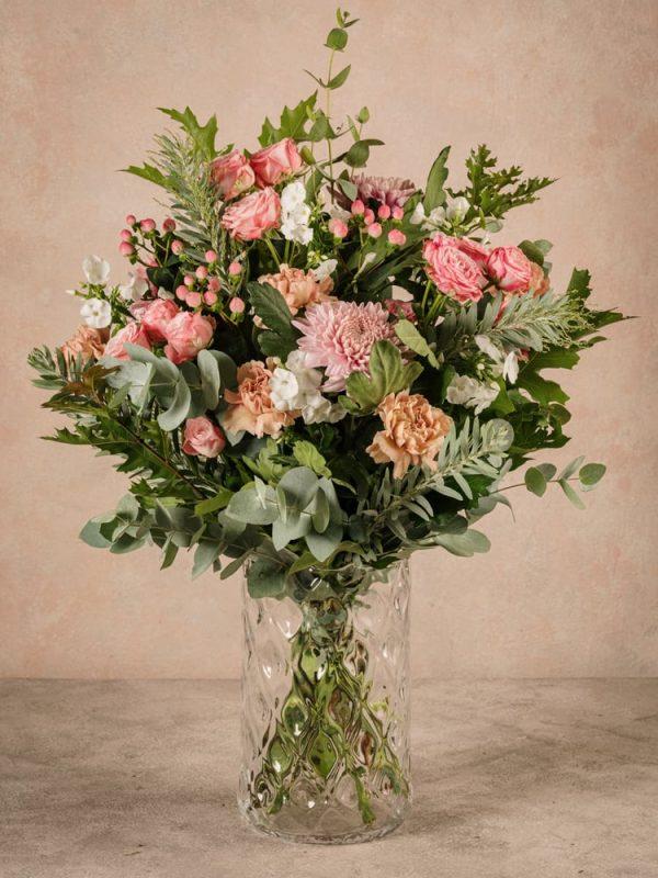 Bouquet Luxury Rosa, collezione bouquet di fiori Frida's Luxury