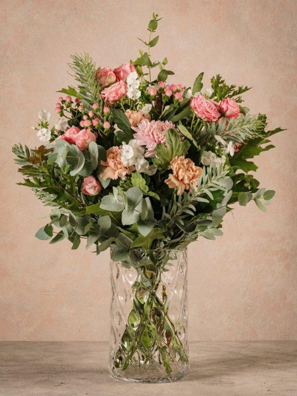 Bouquet Luxury Rosa, collezione Frida's Luxury