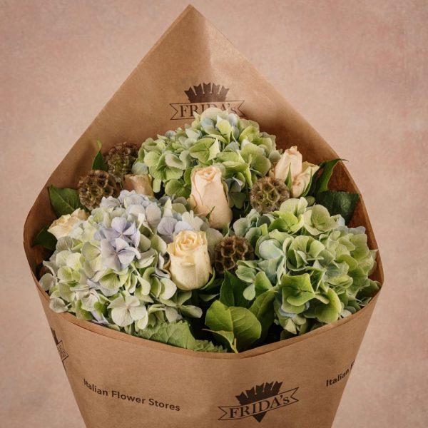 Bouquet Il Piccolo Principe, fiori freschi da sogno a domicilio