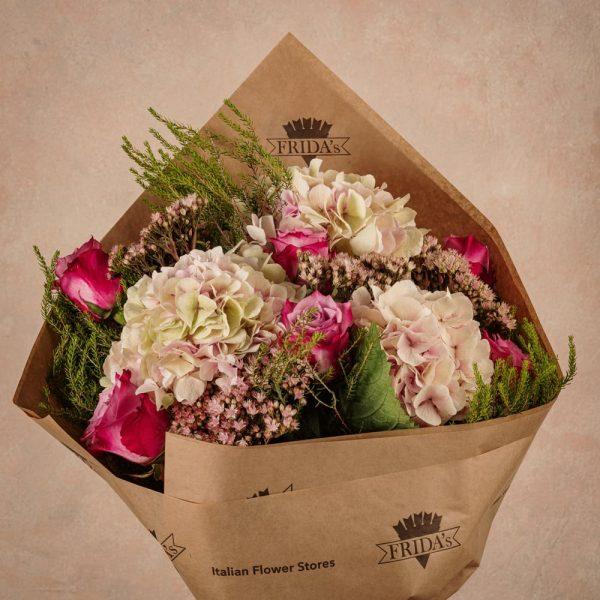 Bouquet Ulisse, dettagli fiori Luxury