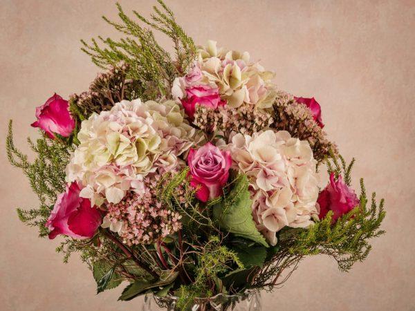 Bouquet Ulisse, fiori della nuova collezione Luxury