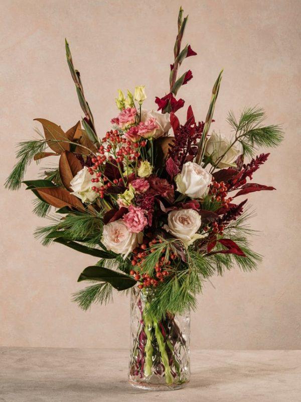 Bouquet Winter Luxury fiori freschi Frida's online