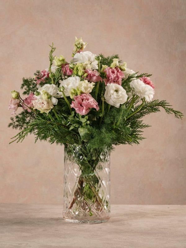 Bouquet Il cacciatore d'aquiloni, fiori freschi Frida's di alta qualità