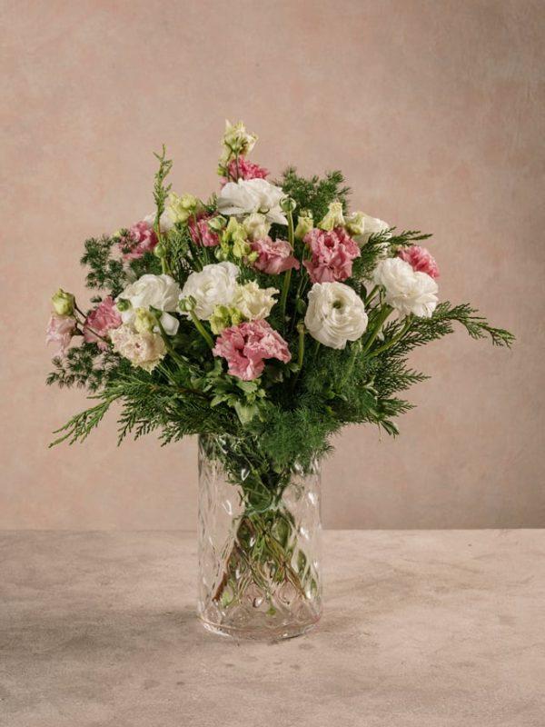 Bouquet Il cacciatore d'aquiloni, fiori freschi Frida's. Consegna a domicilio in tutta Italia